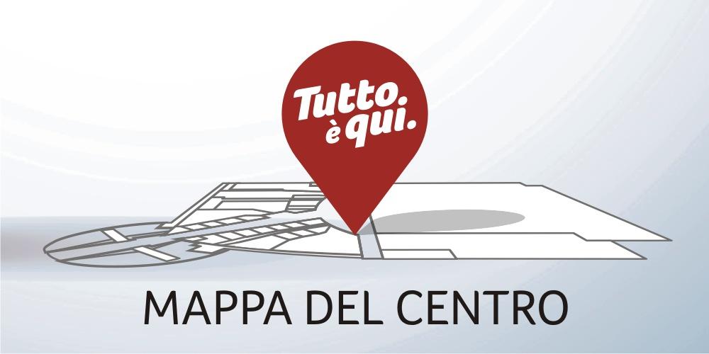 Mappa del Centro