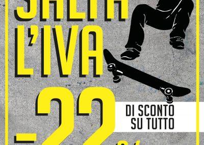 GAME7ATHLETICS: SALTA L'IVA!