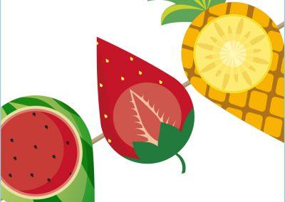 La Frutta è qui! Domenica 30 luglio.