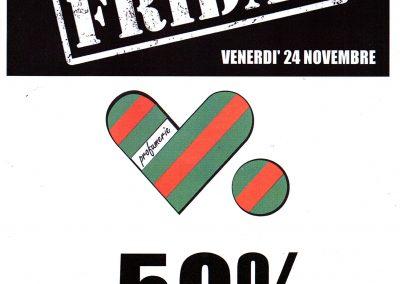 BLACK FRIDAY ALLA PROFUMERIA VACCARI!