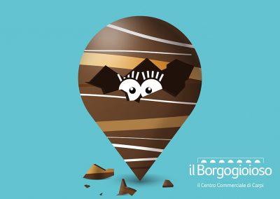 L'uovo misterioso è qui! Domenica 25 marzo.