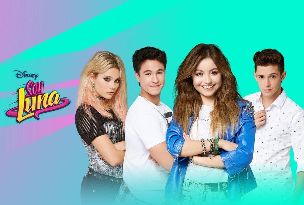 SOY LUNA: terza stagione su Disney Channel e Roller Tribute Show al Borgogioioso!