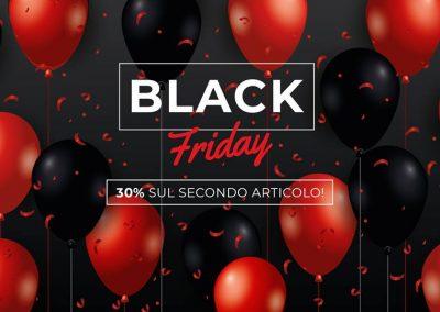 PROFUMERIE VACCARI: BLACK FRIDAY, acquista due articoli, sul secondo, sconto del 30%!