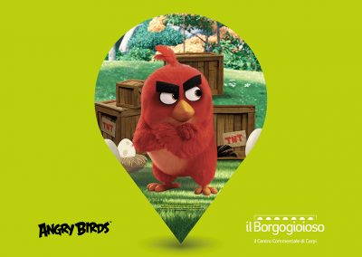 RED DI ANGRY BIRDS È QUI. Domenica 10 febbraio.