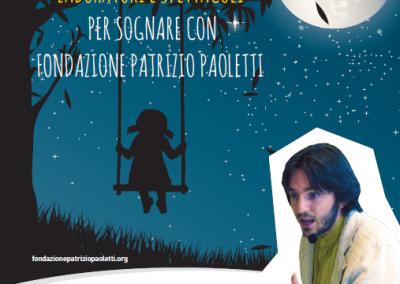 8 e 9 febbraio 2019. TI RACCONTO UNA FIABA con Lorenzo Battisti.