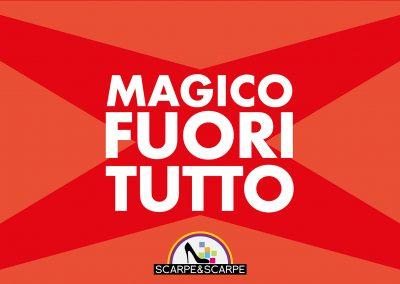 Da SCARPE&SCARPE MAGICO FUORI TUTTO