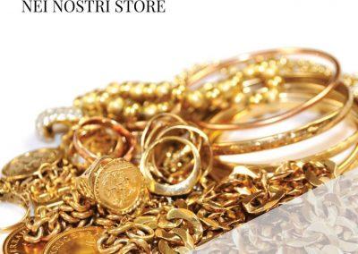 Porta il tuo ORO USATO nelle Gioiellerie Gold Gallery e scopri quanto vale!