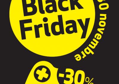 > IPERCOOP: BLACK FRIDAY. 29 e 30 novembre 2019. – 30% sul gioco console.