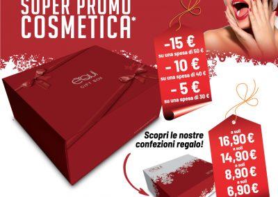 Approfitta della super promozione sulle migliori marche cosmetiche nella parafarmacia ÈQUI.