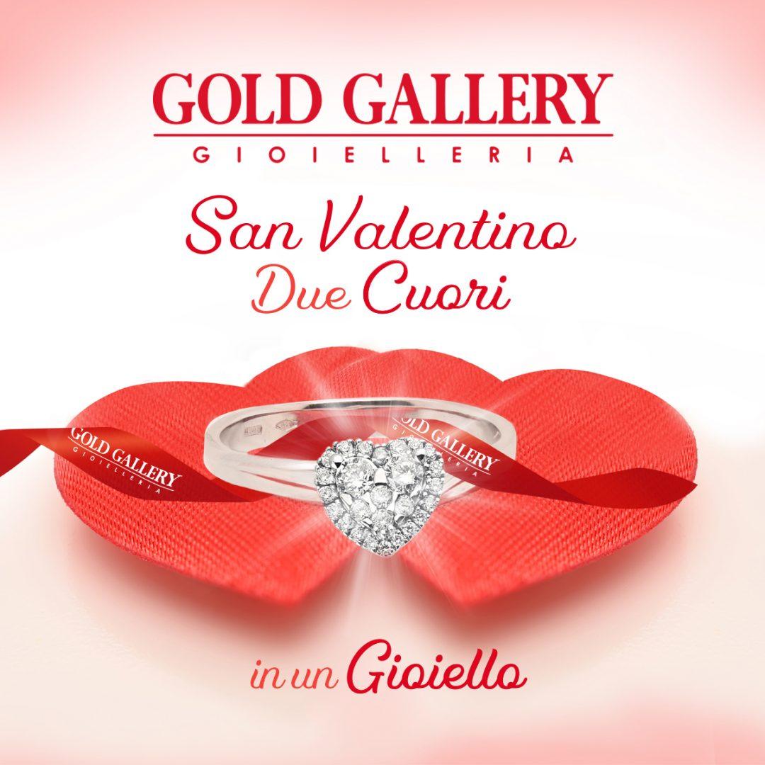 """Gold Gallery quest'anno diventa """"𝑪𝒖𝒑𝒊𝒅𝒐"""". 𝑺𝒂𝒏 𝑽𝒂𝒍𝒆𝒏𝒕𝒊𝒏𝒐, 𝒅𝒖𝒆 𝒄𝒖𝒐𝒓𝒊 𝒊𝒏 𝒖𝒏 𝑮𝒊𝒐𝒊𝒆𝒍𝒍𝒐!"""