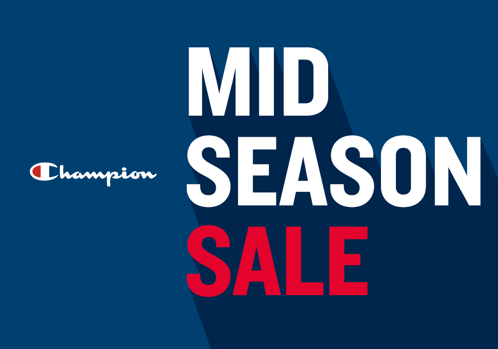 Enjoy the MID SEASON SALE