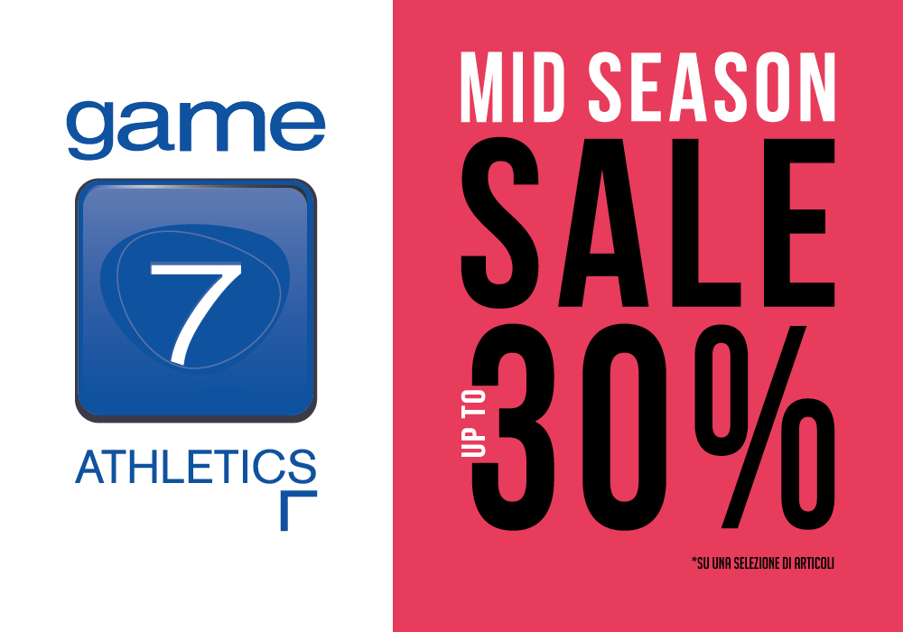 Enjoy MID SEASON SALE