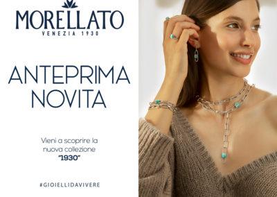 """Da Bluespirit nuova collezione """"1930"""" di Morellato"""