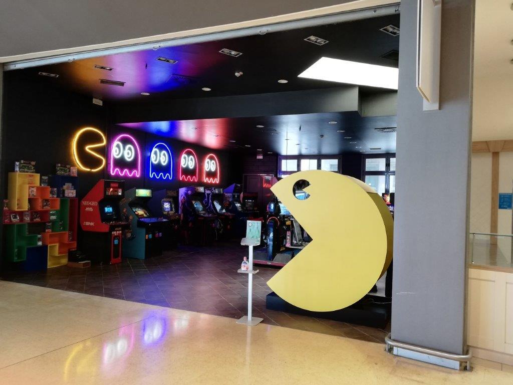 Apre ArcadeStory, spazio in galleria per i giochi vintage!
